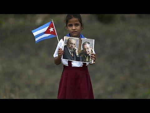 Στα βήματα της πορείας της ελευθερίας, το τελευταίο ταξίδι του Κάστρο