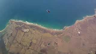 Barwon Heads Australia  City pictures : 6-way Skydive at Barwon Heads Victoria Australia