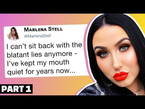 Jaclyn Hill's Deleted Tweet Gets HUGE Backlash, Marlena Stell Reveals Lies?
