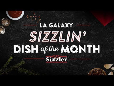 Video: Sizzler Sizzlin' Dish of the Month - October | Romain serves one up to Jonathan dos Santos