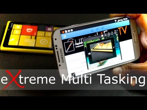 Top Apps for Extreme Multi Tasking on Android (Galaxy S4) – Android Tips #21