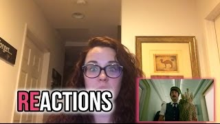 SUBSCRIBE TO OUR CHANNEL! https://goo.gl/8TeGk8 GeekGirl Lacey reaction and review of Come Together, a short film ad by Wes Anderson. They should have cast T...