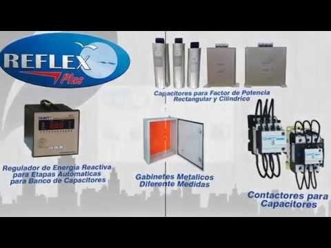 Presentación Reflex Plus, S.A. de C.V.