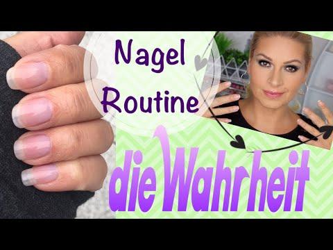 Die Wahrheit | Nagel Routine | gepflegte starke Nägel | Mamacobeauty