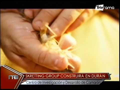 Skretting Group construirá en Durán centro de investigación de camarón