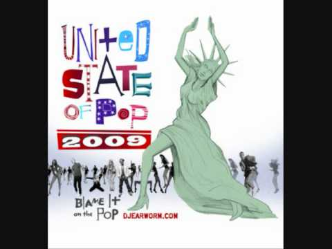 DJ Earworm - United State Of Pop 2009