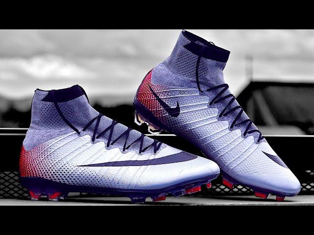 Cristiano Ronaldo New Shoes  Unboxing
