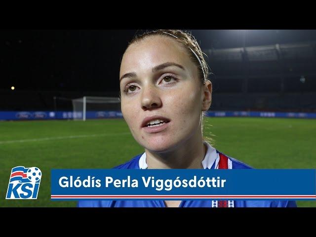 Glódís Perla: Við ætlum að vinna næsta leik