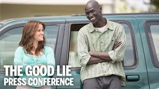 THE GOOD LIE Press Conference | Festival 2014