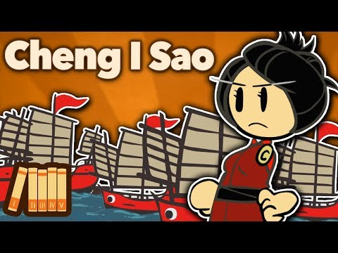 Cheng I Sao - Pirate Queen - Extra History