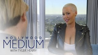 Video Amber Rose Doesn't Want to Date a Rapper! | Hollywood Medium with Tyler Henry | E! MP3, 3GP, MP4, WEBM, AVI, FLV Maret 2018
