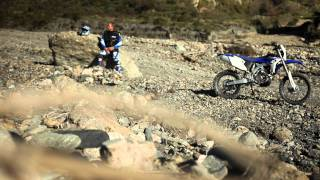 8. 2012 Yamaha WR450F official movie Full HD 1080i