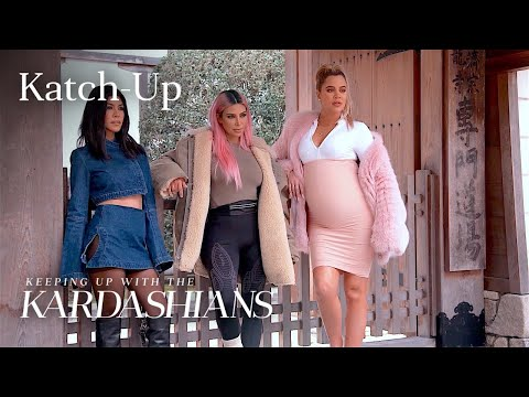 """""""Keeping Up With The Kardashians"""" Katch-Up S15, EP.9   E!"""