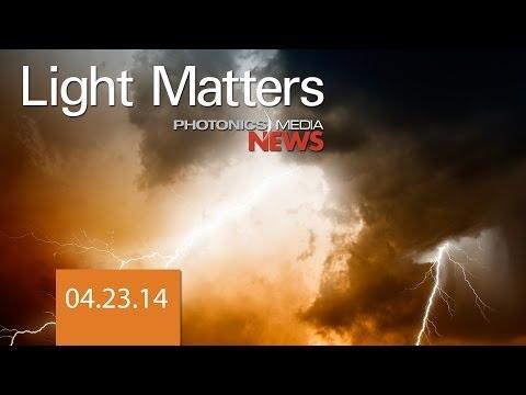 Controlling Rain & Redirecting Sunlight - LIGHT MATTERS 04.23.2014