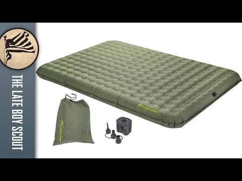 Luxury Camping! Lightspeed 2 Person Airbed