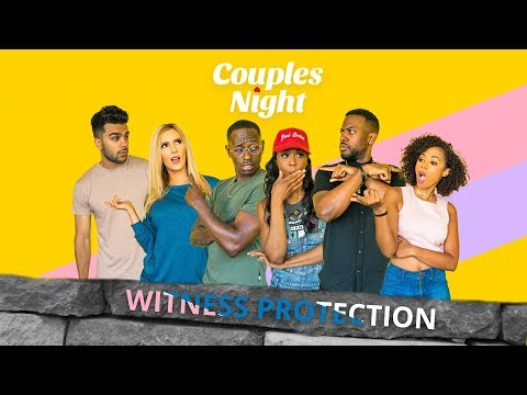 Couples Night Witness Protection (Short Film)