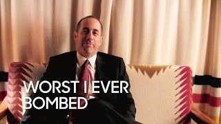 Worst I Ever Bombed: Jerry Seinfeld
