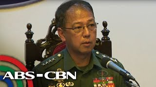 ABS-CBN News: Retiring military chief wants to be peace consultant