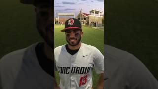 CUAA Baseball Omar Prieto  thumbnail