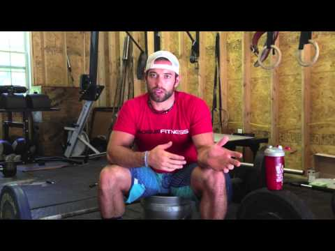 Rich Froning On Improving Endurance