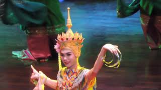 THAI CULTURAL SHOW AT NONG NOOCH GARDEN:: PATTAYA...PART 2