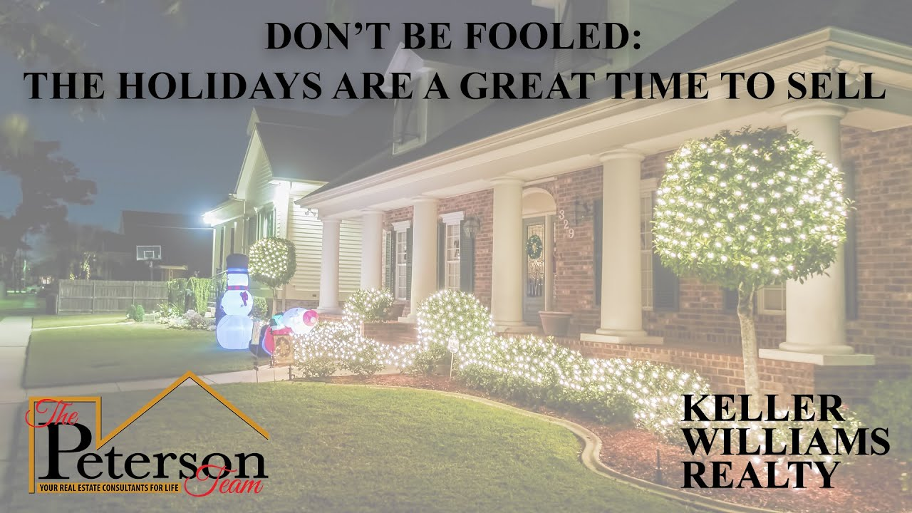 3 Reasons Why This Holiday Season Is the Perfect Time to Sell