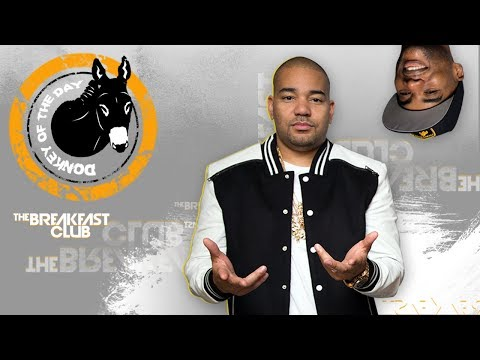 DJ Envy Is On The Receiving End Of Today's Donkey Of The Day