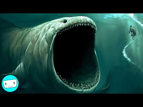 5 BIGGEST Sea Monsters Ever