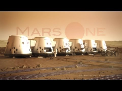 Spacevidcast - Mars One is looking to send humans on a one way trip to Mars for a reality TV show. They are taking applications and your money today. How will they get ther...