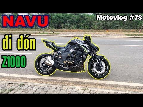 Kawasaki Z1000 - Tình nhân mới của NAVU | Motovlog 78 - Thời lượng: 15:19.