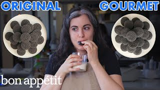 Video Pastry Chef Attempts To Make Gourmet Oreos | Gourmet Makes | Bon Appétit MP3, 3GP, MP4, WEBM, AVI, FLV Agustus 2018