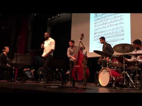 "Monk Institute Ensemble Informance: ""On Green Dolphin Street"" Demo"