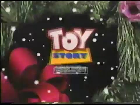 Toy Story TV Spot For Theatrical Release (Christmas Theme)