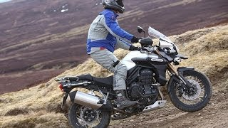 4. Triumph Tiger Explorer XC launch review