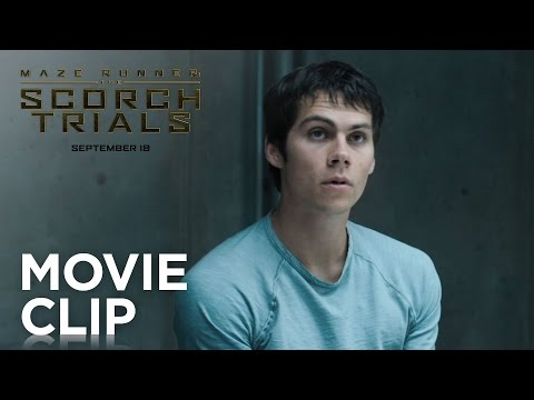Maze Runner: The Scorch Trials (Clip 'Whose Side Are You On?')