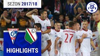 Video Górnik Zabrze - Legia Warszawa 3:1 [skrót] sezon 2017/18 kolejka 01 MP3, 3GP, MP4, WEBM, AVI, FLV Februari 2019