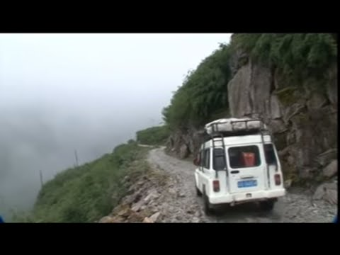 Deadliest Journeys - China : The dizzy valley of the forgotten