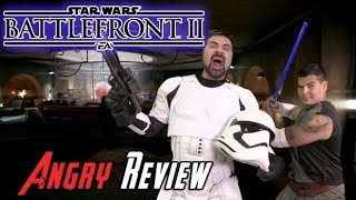 Video Star Wars: Battlefront II Angry Review MP3, 3GP, MP4, WEBM, AVI, FLV September 2018
