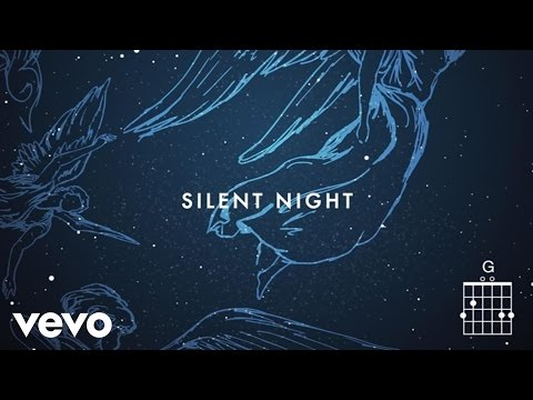 Silent Night (Live/Lyrics and Chords) [Feat. Kristyn Getty]