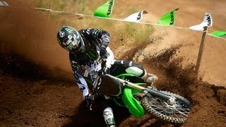 6. NEW 2013 Kawasaki KLX140 L Review/WalkAround