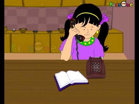 Telefon - Animated Nursery Rhymes