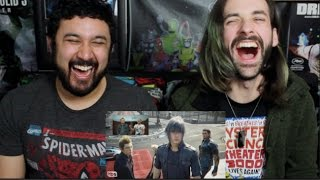Clueless Gamer: Final Fantasy XV With Elijah Wood - CONAN REACTION & DISCUSSION!!! by The Reel Rejects