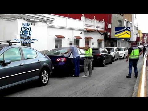 Σύλληψη για τρομοκρατία στην Αλχεθίρας