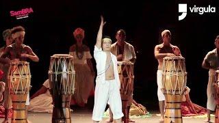 'SamBRA, O Musical' empolga e público solta a voz em reestreia