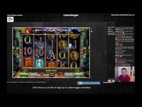 Casino Stream - on !kaboo and !ovo