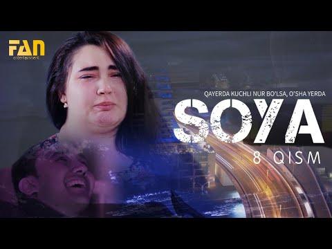 Soya serial (8 qism)| Соя сериал (8 кисм)