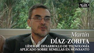 Martín Díaz-Zorita - Líder en Tecnología Aplicada sobre Semillas en Monsanto