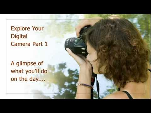 DSLR Photography Courses – Explore Your Digital Camera