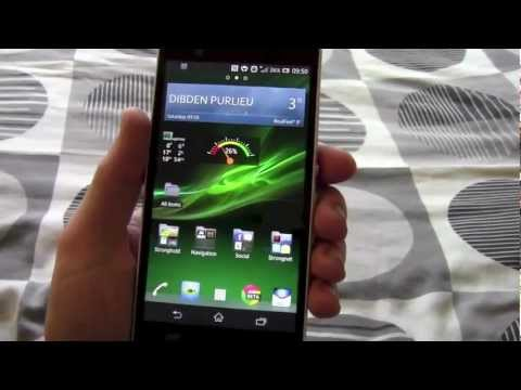 how to remove scratches from xperia z