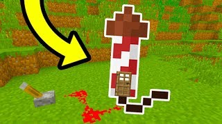 Minecraft Tutorial: How To Live Inside of a Firework In Minecraft! (Firework House)